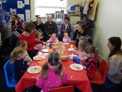 Coffee Morning Nursery Carols